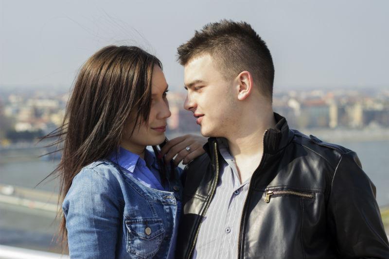 Flirten relatie