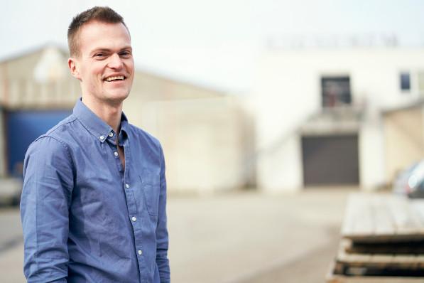 portretfoto van Wim