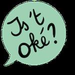logo campagne Is 't oké?